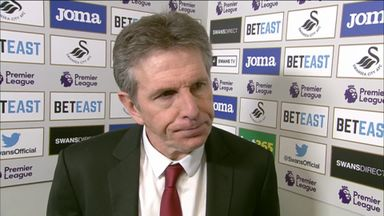 Puel: Swansea deserved the win