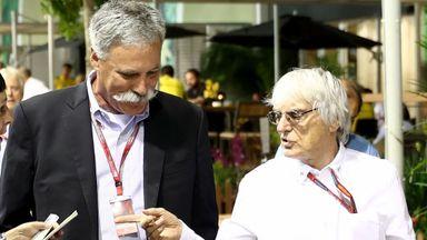 25 F1 races a season?