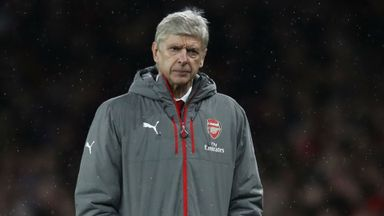Wenger: Top four finish tough