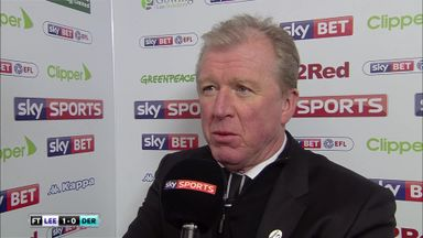 McClaren: We deserved defeat