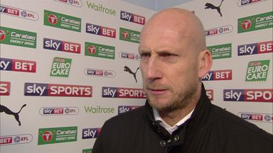 Stam: We were not good enough