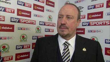 Benitez surprised by defeat
