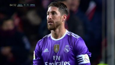 Ramos own-goal aids Sevilla