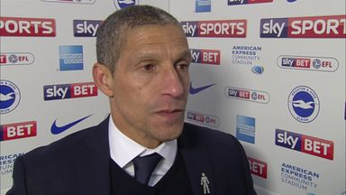 Hughton happy with mental toughness