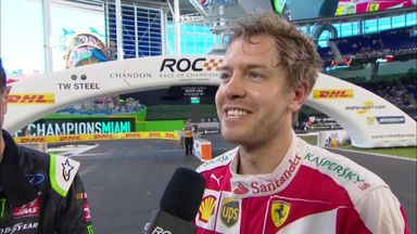 Vettel: I learnt from Schumi