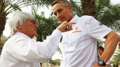 F1 needed fresh ideas - Whitmarsh