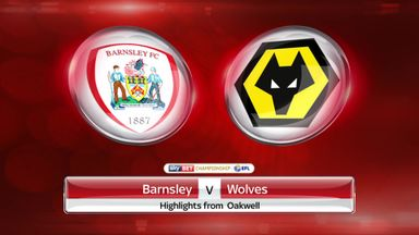 Barnsley 1-3 Wolves