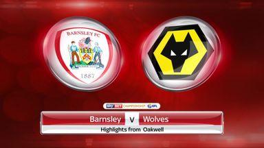Barnsley 1-3 Wolves