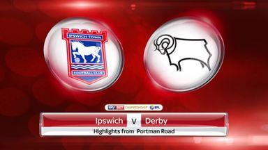 Ipswich 0-3 Derby