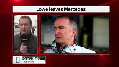Does Lowe departure pave way for Bottas?