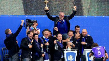 Westwood backs European Ryder Cup changes