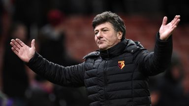 Mazzarri sacked by Watford