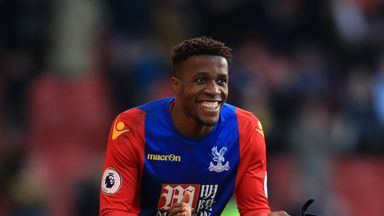 Zaha on the rise