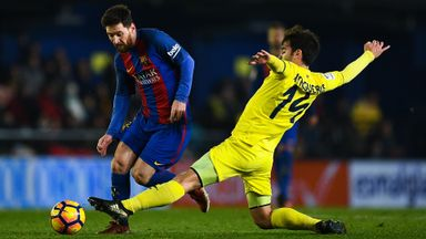 Villarreal 1-1 Barcelona