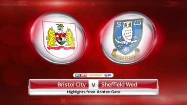 Bristol City 2-2 Sheffield Wed