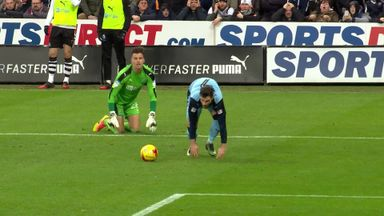 Darlow goes from zero to hero!