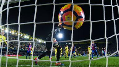 Top 5 La Liga Goals - 9th January