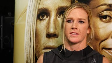 Holm thrilled to fight in Brooklyn
