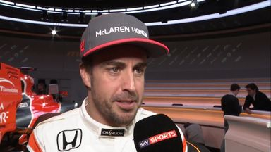 Alonso: Mercedes called me about 2017