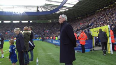 McClaren: We'll stand by Ranieri
