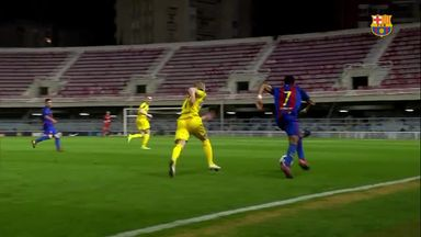 Barca youngster scores outrageous goal