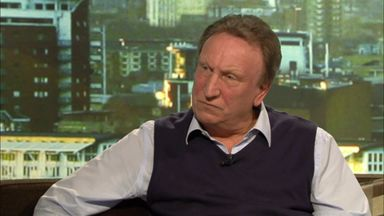 Warnock dismisses promotion