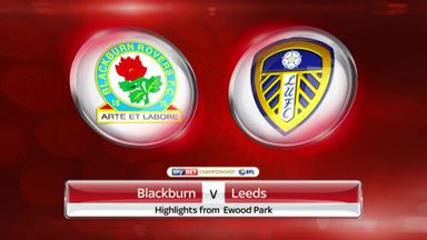 Blackburn 1-2 Leeds