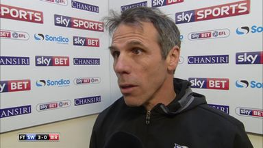 Zola: We didn't deserve to lose