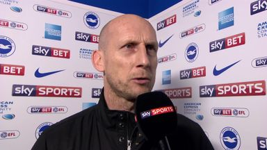 Stam: Too easy for Brighton
