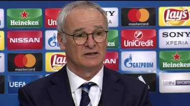 Ranieri: I don't feel pressure