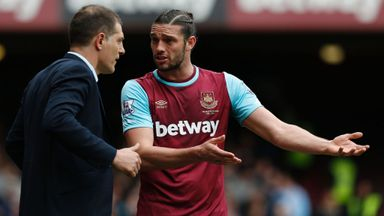Carroll faces fitness test