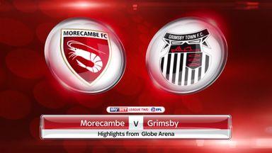 Morecambe 1-0 Grimsby