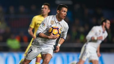 Villarreal 2-3 Real Madrid