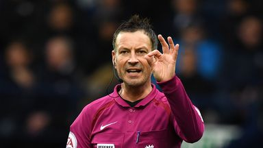 'Clattenburg claims nonsense'