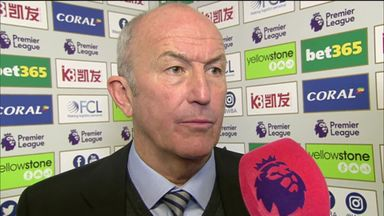 Pulis delighted with response