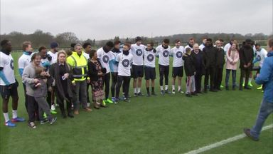 Tottenham Foundation's 10th birthday