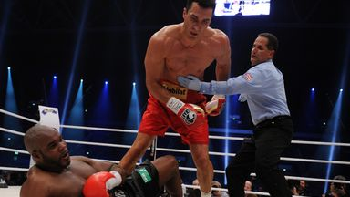 Wladimir Klitschko - The Knockouts