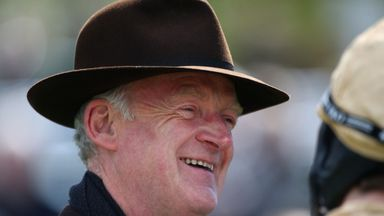 Mullins: Djakadam in terrific order