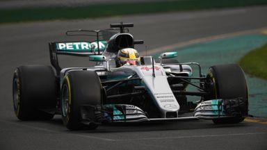 F1 2017 first day round-up