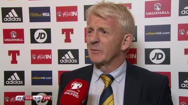 Strachan: Scotland re-energised
