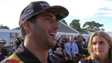 Ricciardo disappointed with weekend