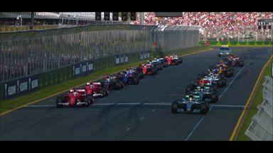 Australian GP: Race Recap