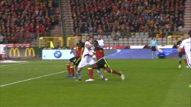 Lukaku rescues Belgium