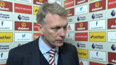 Moyes proud of players