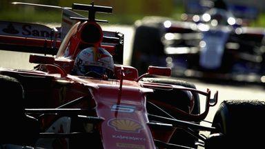 Australian GP: Race Highlights