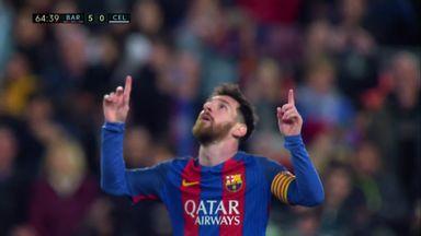 Messi's brilliant double