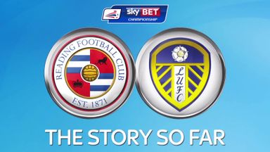 Reading v Leeds: The story so far