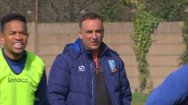 Returning players boost Carvalhal