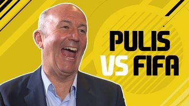 Tony Pulis vs FIFA 17