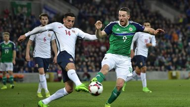 Northern Ireland 2-0 Norway